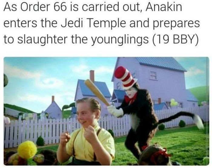 Hilarious Star Wars Memes From A Galaxy Far, Far Away (22 pics)