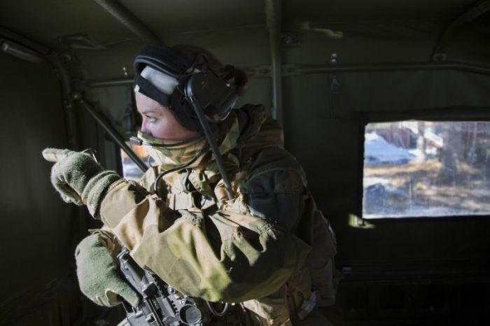 Fearless Women Of The World's First Female Special Forces (11 pics)