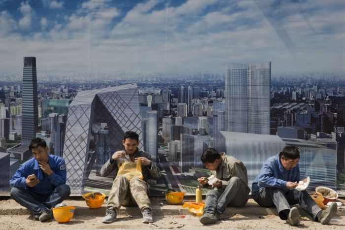 Interesting Photos Show Everyday Life In China (35 pics)