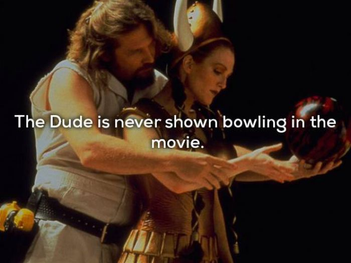 Dude You Need To Know These Big Lebowski Facts (17 pics)