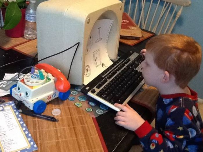 Hi-Tech Simply Isn't For Everyone (47 pics)