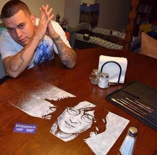 Fine Examples Of Pictures That Say A Thousand Words And So Much More (41 pics)