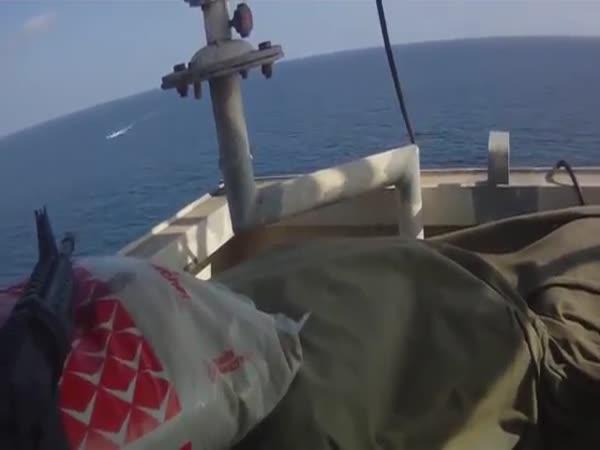 Somali Pirates VS Ships Private Security Guards