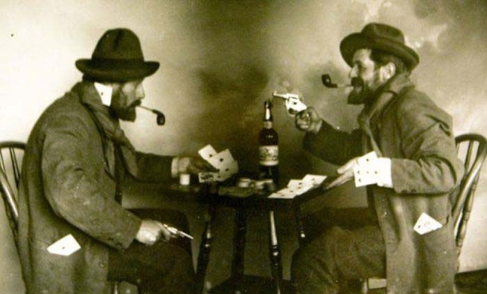 Vintage Photos Capture Life In The Wild West (22 pics)