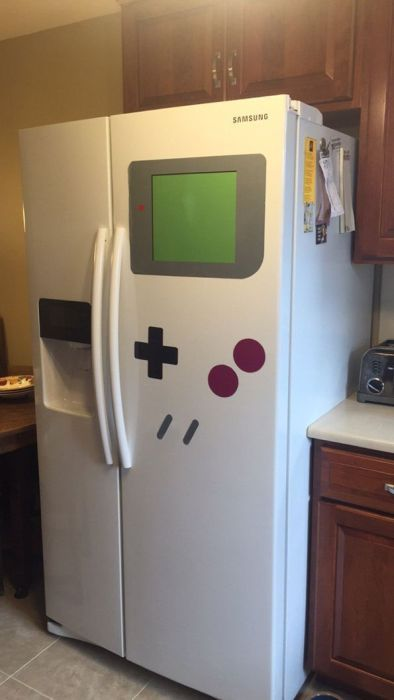 If You're A Big Gamer Then You Know How To DIY (27 pics)