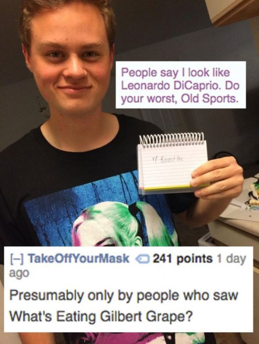 Roasts So Brutal They'll Make You Laugh Until It Hurts (9 pics)