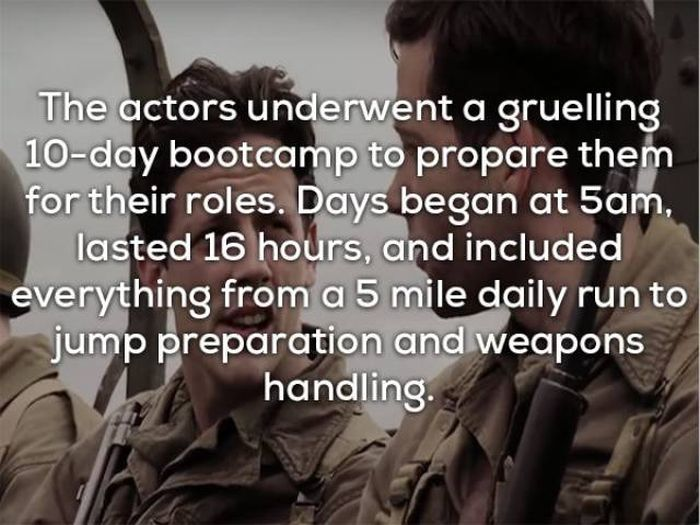 This Is How Epic Band Of Brothers Truly Was (21 pics)