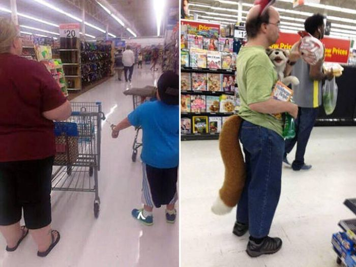 People of Walmart. Part 36 (34 pics)