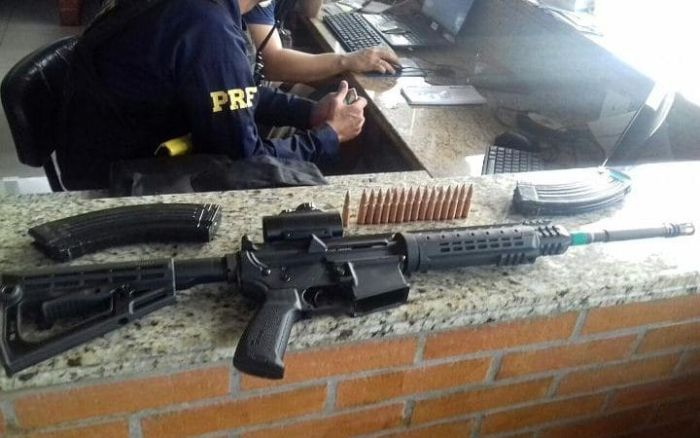 Brazilian Gangsters Pull Off The Robbery Of The Century In Paraguay (16 pics)