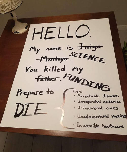 Nerdiness Reached Its Peak With The March For Science (54 pics)