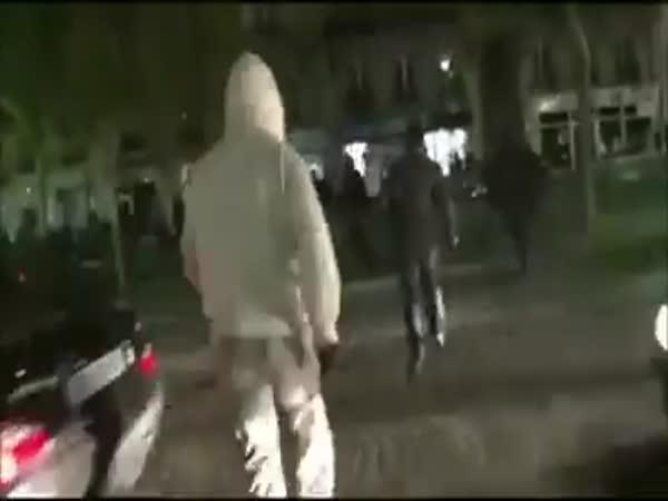 Looters In Paris