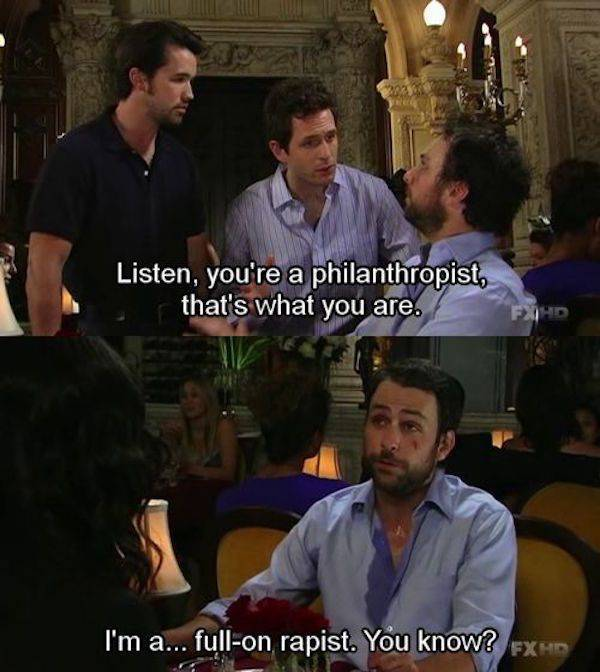 It's Always Sunny In Philadelphia Will Always Put You In A Good Mood (26 pics)