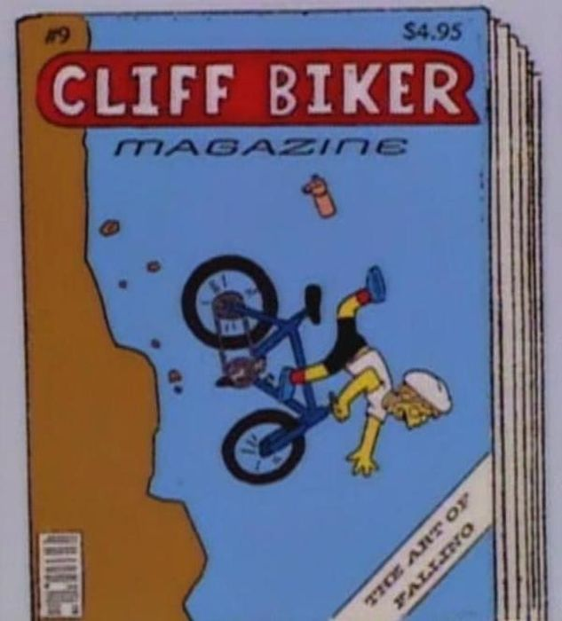 Magazines From The Simpsons That Need To Be Real (20 pics)