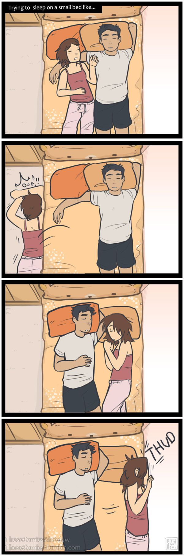 Comics About Couple Life Show Happiness Is In The Little Things (30 pics)