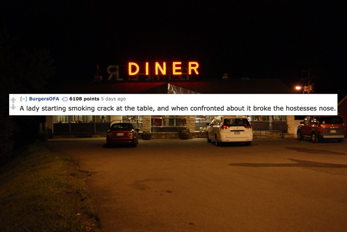 Servers Share Tales Of Customers From Hell (15 pics)