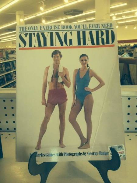 People Will Always Wonder Where Thrift Shops Find This Stuff (52 pics)