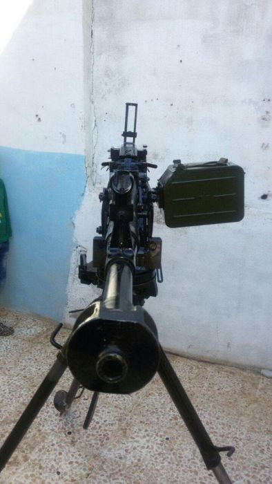 Weapons Fighting The War In Syria (23 pics)