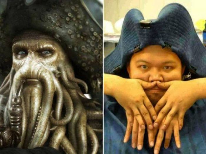 Broke People Who Still Followed Their Cosplay Dreams (26 pics)