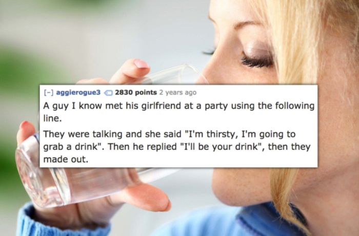 People Who Tried To Flirt And Failed (15 pics)