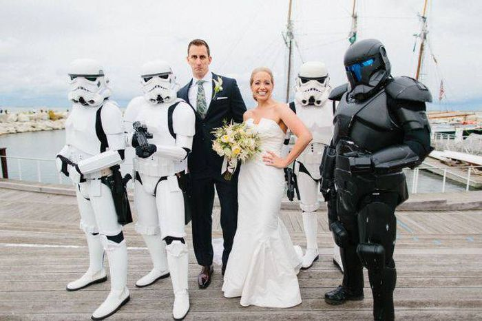 Crazy Wedding Photos That Will Make You Gasp (49 pics)