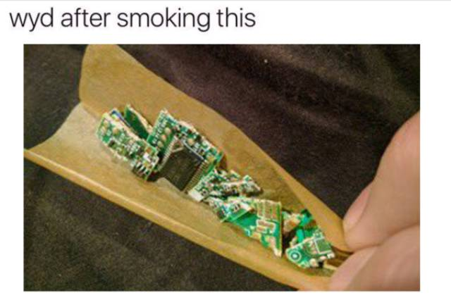 Things That Happen After You Do Drugs (30 pics)