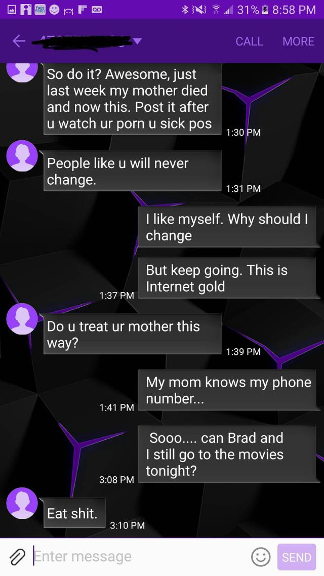 This Mom Refused To Believe She Texted The Wrong Number (13 pics)