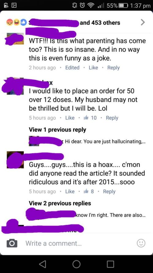 How A Fake News Article Caused The Internet To Get Absolutely Mad (8 pics)