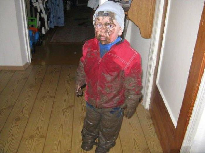 Kids Are Fun But Not Always Fun For Their Parents (47 pics)