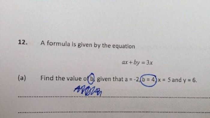 Math Is Most Definitely Not For Everyone (21 pics)