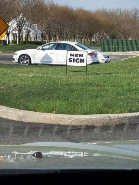 No One Seems To Know Where These Street Signs Come From (26 pics)