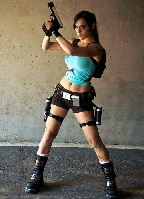 Sexy Examples Of Badass Female Cosplay (49 pics)