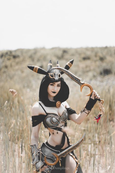 Sexy Examples Of Badass Female Cosplay 49 Pics-7719