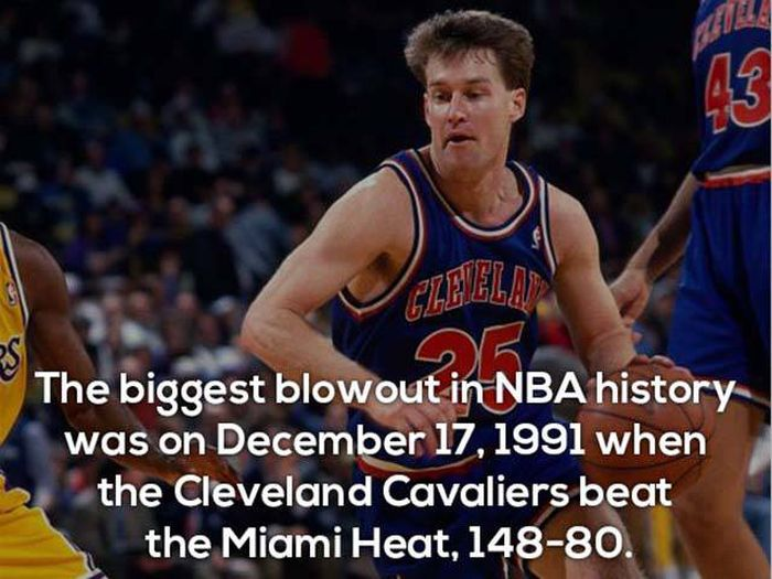 A Basket Of Facts About The NBA (10 pics)