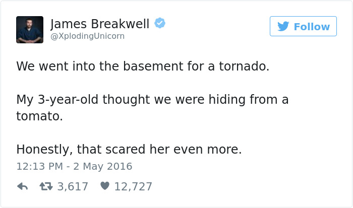 Dad Tweets Hilarious Conversations With His 4 Daughters (30 pics)