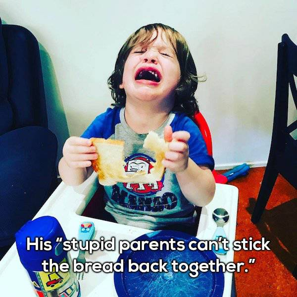 Kids Who Think They Have the Worst Parents In The Whole World (25 pics)
