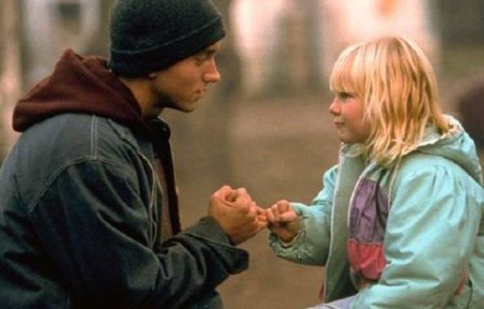 What Eminem's Sister From 8 Mile Looks Like Now (8 pics)
