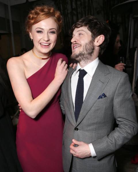 Game Of Thrones Characters Don't Actually Hate Each Other In Real Life (18 pics)