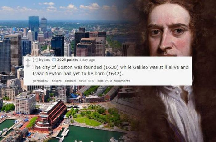 Historical Facts That Are Really Hard To Wrap Your Head Around (22 pics)