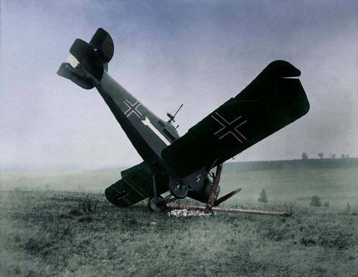 Pictures Of Germany From The First World War (23 pics)