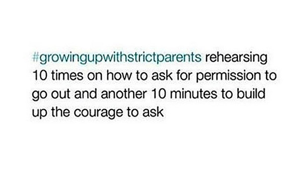 Funny Pics About Life With Strict Parents (19 pics)