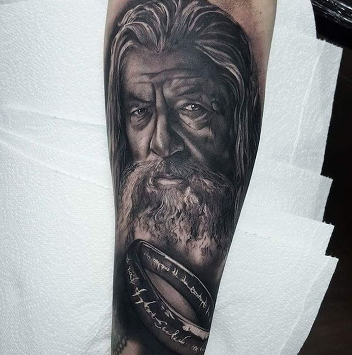 These Awesome Tattoos Deserve A Round of Applause (22 pics)