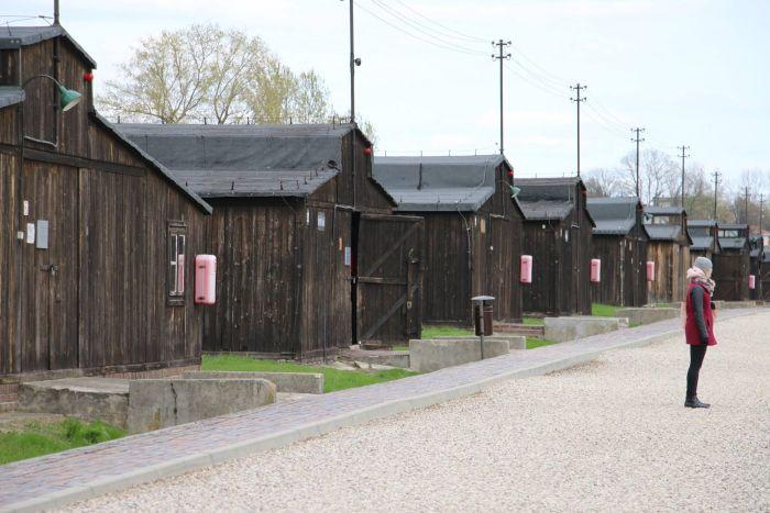 A Look At The Abandoned Majdanek Concentration Camp (18 pics)