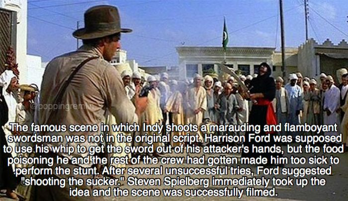Exciting Facts About Raiders Of The Lost Ark (22 pics)