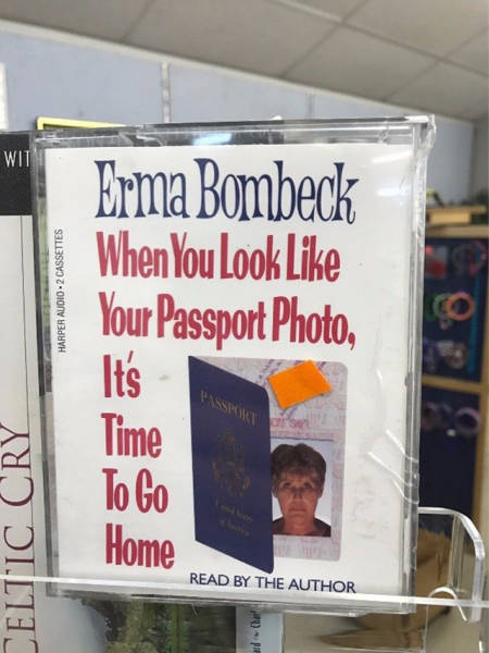 Thrift Shops Have A Lot Of Awesome But Useless Stuff (27 pics)