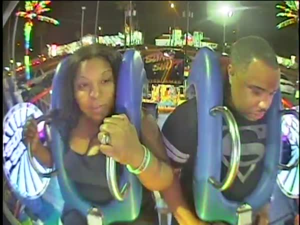 Smooth Talking Man Freaks Out In Front Of His Woman During Ride
