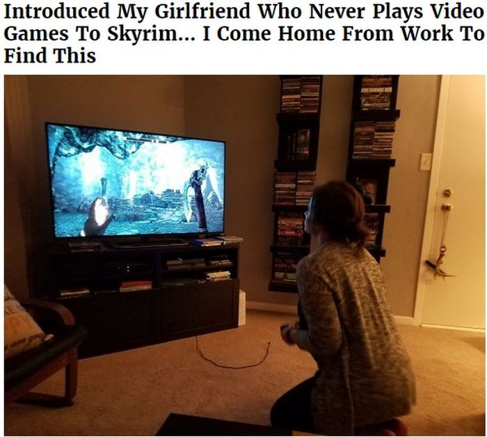 Times Significant Others Got Caught Being Weird (20 pics)