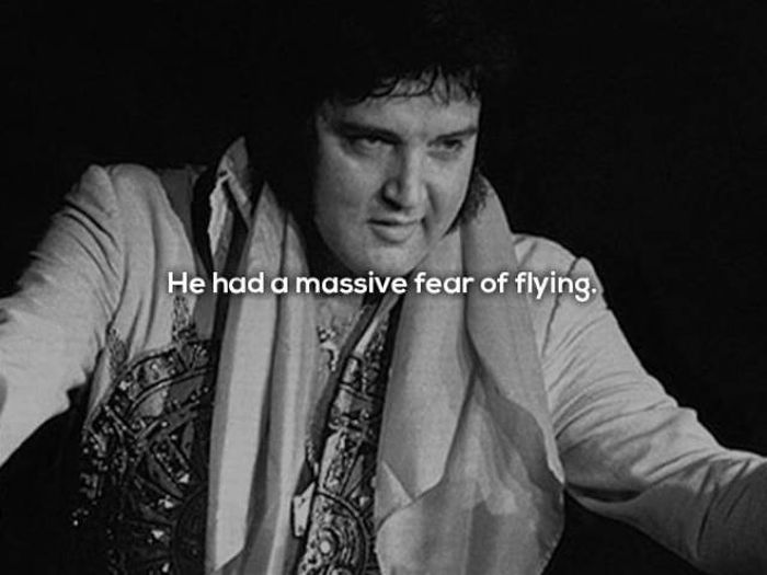 Rocking Facts About The One And Only Elvis Presley (21 pics)