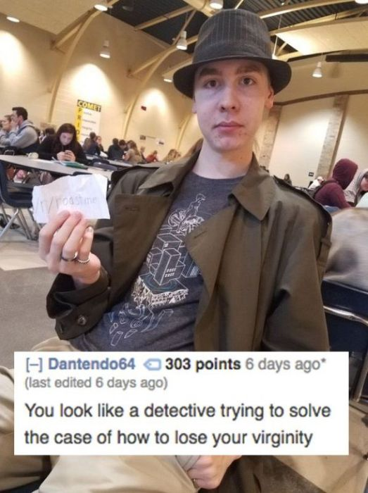 Savage Roasts That Will Definitely Leave a Mark (13 pics)