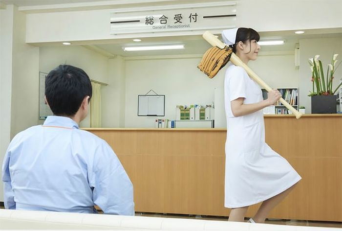 Japan Has Some Really Weird Stock Photos (16 pics)