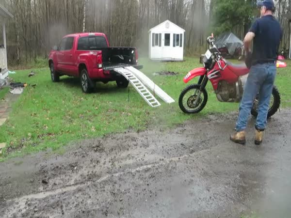 XR650 Loading Fail